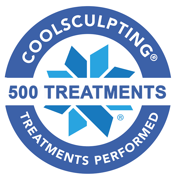 500 CoolSculpting Treatments Completed